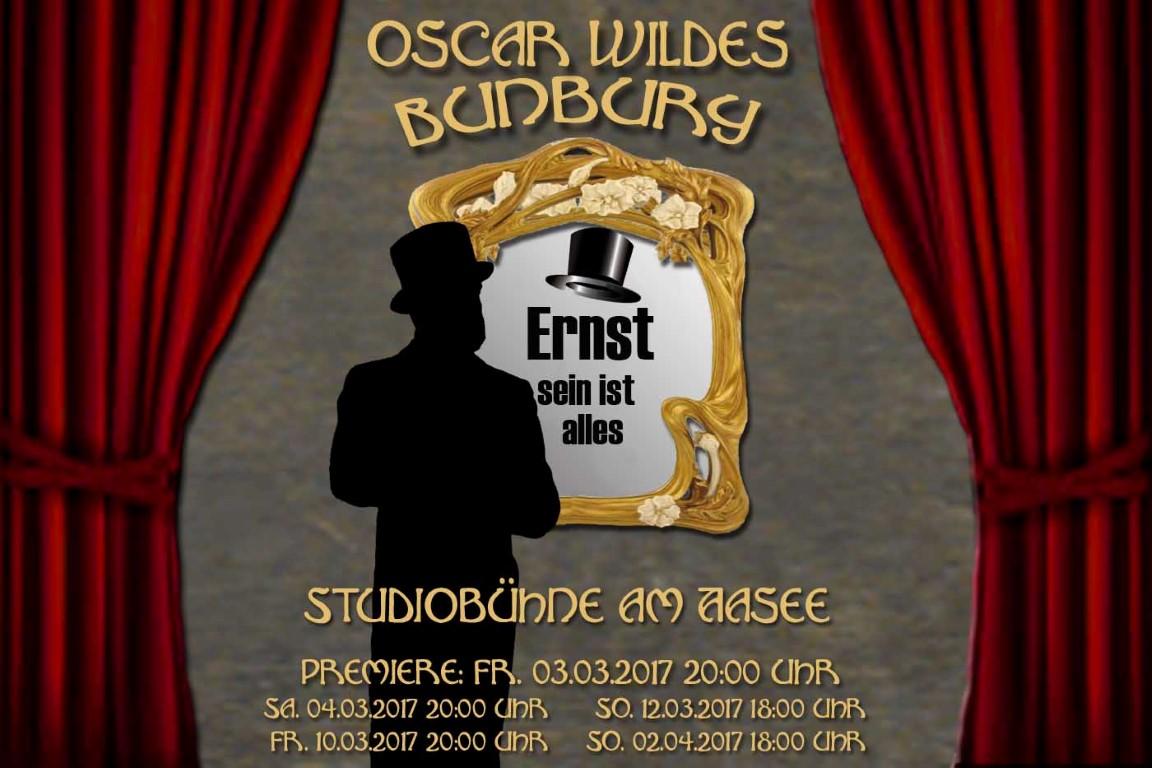 Theater Szenenwechsel zeigt Oscar Wildes Bunbury